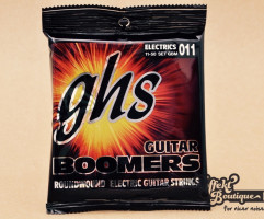 GHS Guitar BOOMERS 6-STRING GBM Medium 011-050
