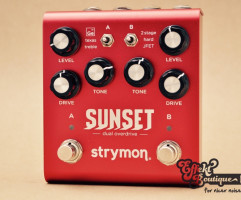 STRYMON - Sunset overdrive
