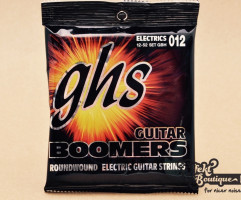 GHS Guitar BOOMERS 6-STRING GBH Heavy 012-052