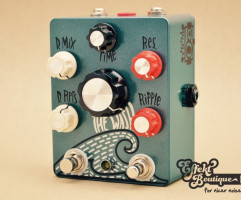 Hungry Robot Pedals - The Wash V2 Tap Tempo