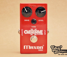 Maxon - OD808X Overdrive Extreme