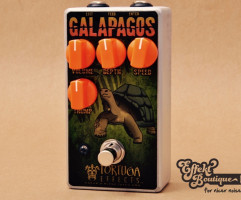 Tortuga Effects - Galapagos Tremolo / Booster