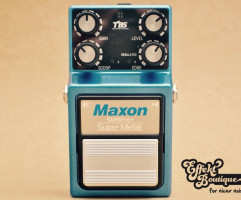 MAXON - SM-9 Pro Plus Super Metal