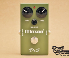 Maxon - D&S Distortion/Sustainer