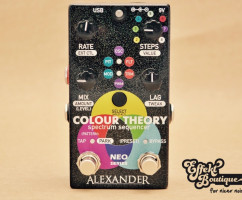 Alexander Pedals - Colour Theory