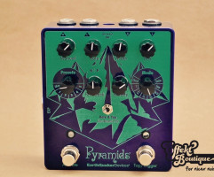 Earthquaker Devices - Pyramids Stereo Flanging Device