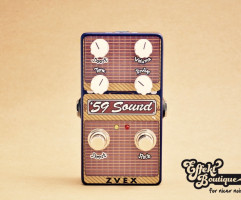 Z. Vex - '59 Sound vertical Vexter