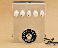 Pushking Pedals - 333 German Distortion