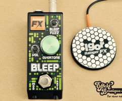 Rainger FX - Bleep with Igor controller