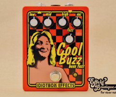 Idiotbox - COOL BUZZ BASS FUZZ