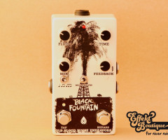 Old Blood Noise Endeavours - Black Fountain V3 + Tap Tempo