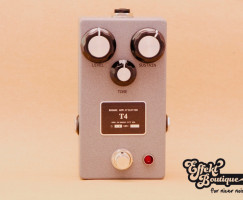 Browne Amplification - The T4 Fuzz pedal