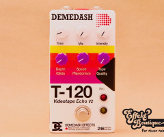 Demedash Effects - T-120 VIDEOTAPE ECHO V2