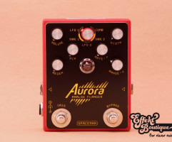 Spaceman Effects - Aurora Flanger red