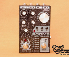 Death by Audio - ROOMS Stereo Digital Reverb