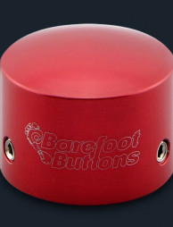 Barefoot Buttons - Version 1 TALLBOY RED