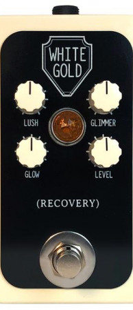 Recovery Effects - WHITE GOLD PEDAL