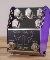 "Thorpy FX - THE DANE Overdrive and Booster, Peter ""Danish Pete"" Honore's Signature pedal"