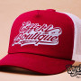 Burgundy Atlantis Trucker Cap Effektboutique