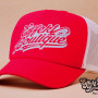 Red Atlantis Trucker Cap Effektboutique
