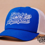 Blue Atlantis Trucker Cap Effektboutique