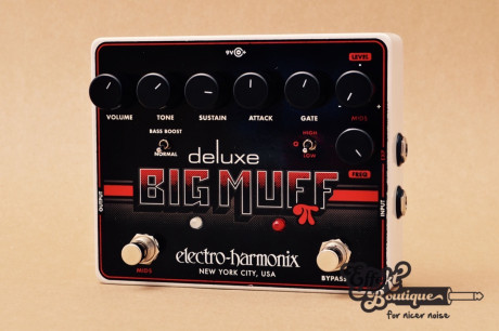 Electro Harmonix - Deluxe Big Muff Pi
