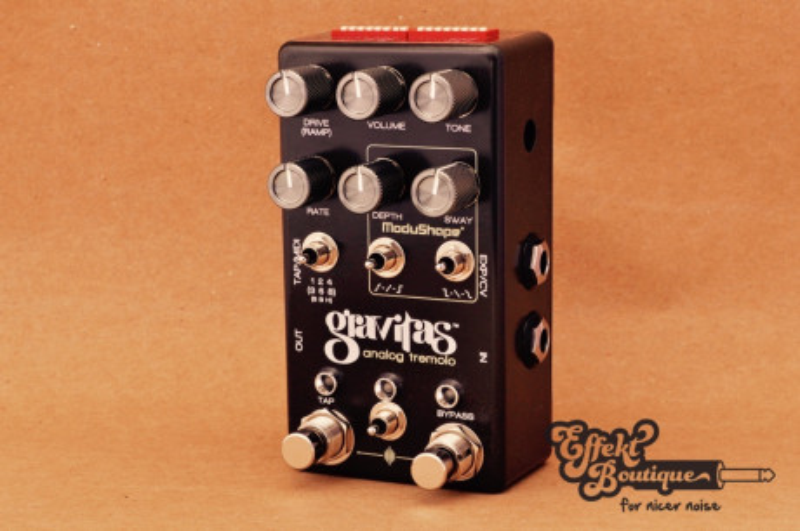 Chase Bliss Audio - Gravitas analog Tremolo
