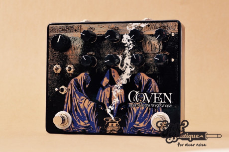 Black Arts Toneworks - Coven