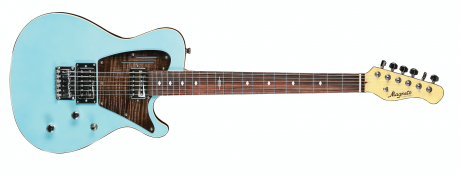 Magneto Guitars - U-Wave Deluxe UW-4300 Sonic Blue