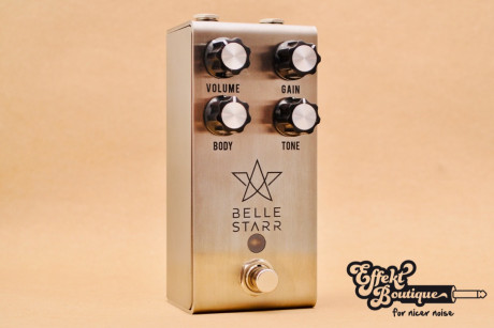 Jackson Audio - BELLE STARR