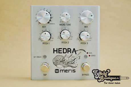 Meris - Hedra 3-Voice Rhythmic Pitch Shifter