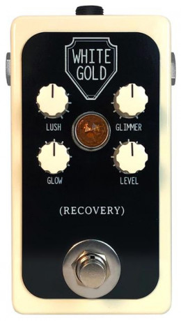 Recovery Effects - WHITE GOLD PEDAL (Choral Synthesizer)