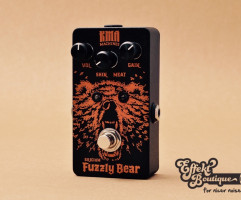 KMA AUDIO MACHINES - Fuzzly Bear SILICIUM FUZZ