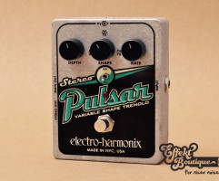 Electro Harmonix - Stereo Pulsar Variable Shape Analog Tremolo