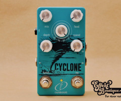 Crazy Tube Circuits - Cyclone analog phaser