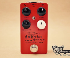 Twangtone by Orion Fx - Dakota Drive + Overdrive pedal with pre-gain-booster