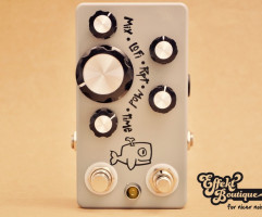 Hungry Robot Pedals - Moby Dick Tap Delay V2