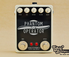 Recovery Effects - PHANTOM OPERATOR PEDAL (Supernatural Random Flux Filter)