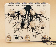 Servus Pedale - Roots Overdrive, Tremolo and Reverb