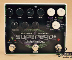 Electro Harmonix - SuperEgo + plus