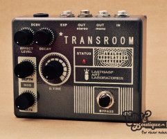 Lastgasp Art Laboratories - TRANSROOM - analog modulation reverb TRR