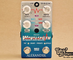 Alexander Pedals - Wavelength Modulation