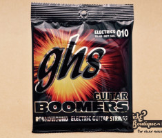 GHS Guitar BOOMERS 6-STRING GBL light 010-046