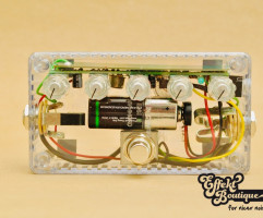 Z. Vex - Fuzz Factory clear limited edition