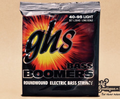 GHS 4-STRING BASS BOOMERS L3045 light 040-095
