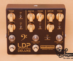 RODENBERG - LOW DOWN PRESSURE LDP DELUXE (OD/CB) Bass Clean Boost /Overdrive