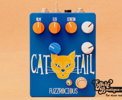 Fuzzrocious Pedals - Rat Tail / Cat Tail 2nd Distortion mod