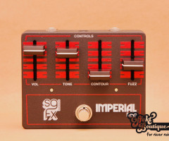 Solid Gold Fx - IMPERIAL MKII – FUZZ