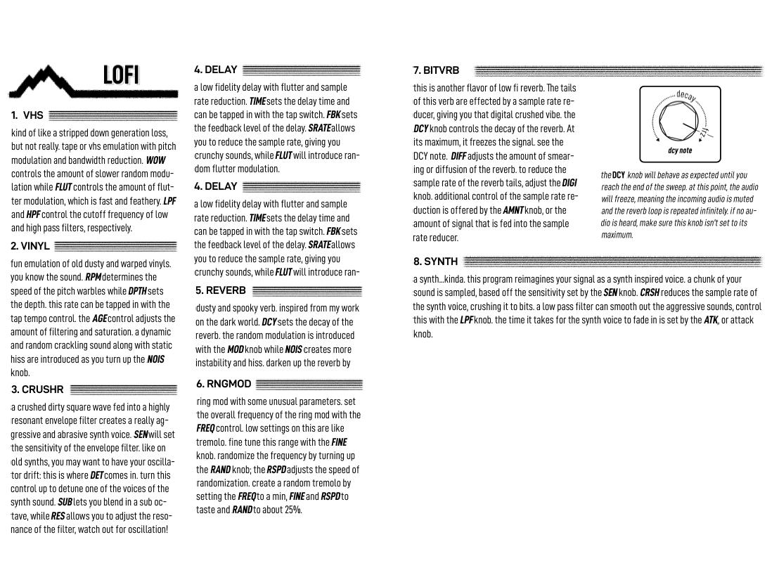 Lofi Card for Arcades